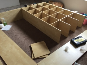 Building an IKEA 5x5
